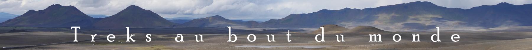 Treks en Islande